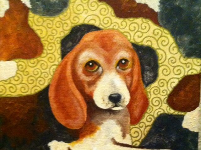 Camouflage Beagle For The Beagle Rescue Beagle Rescue Animals