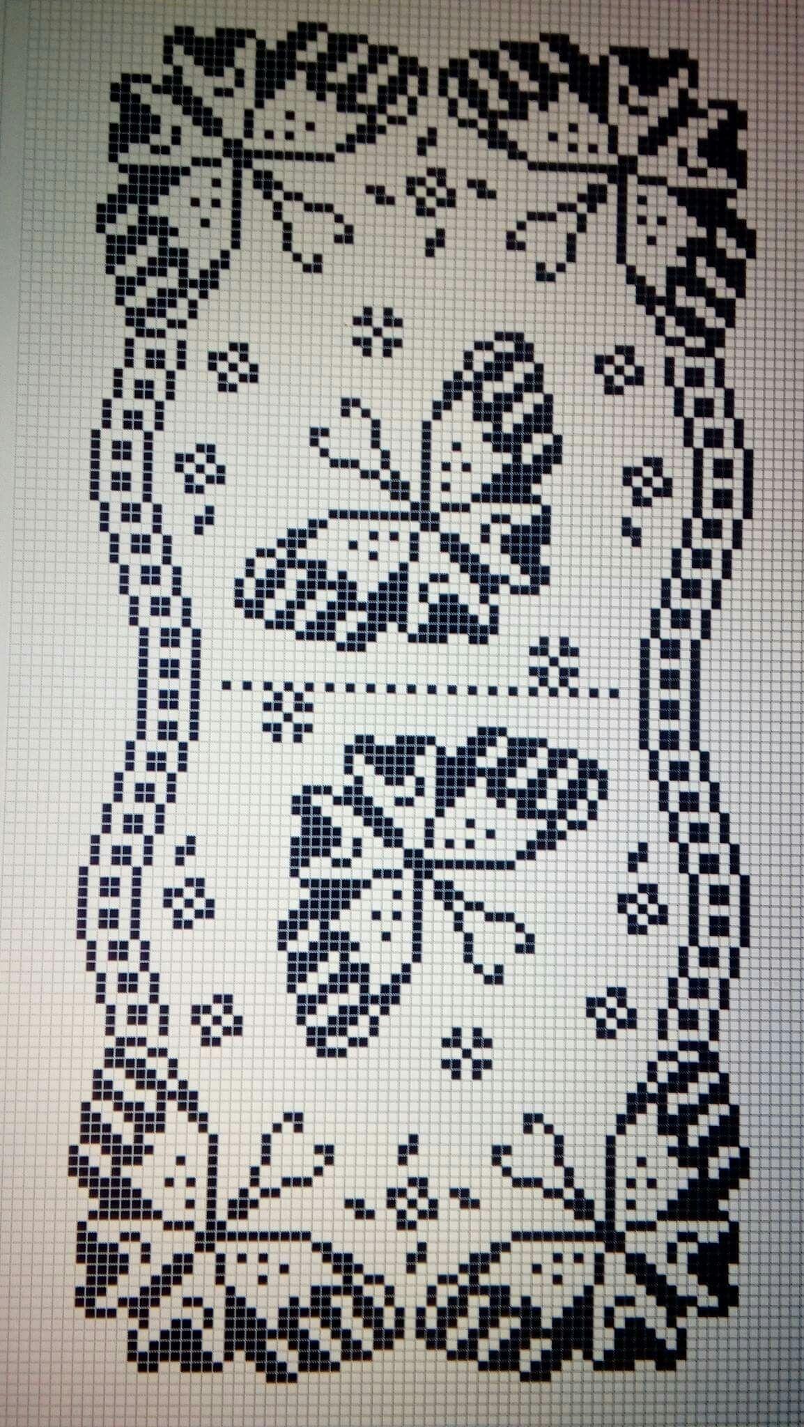 Pin de Nieves Conde Gago en crochet | Pinterest | Ganchillo, Croché ...