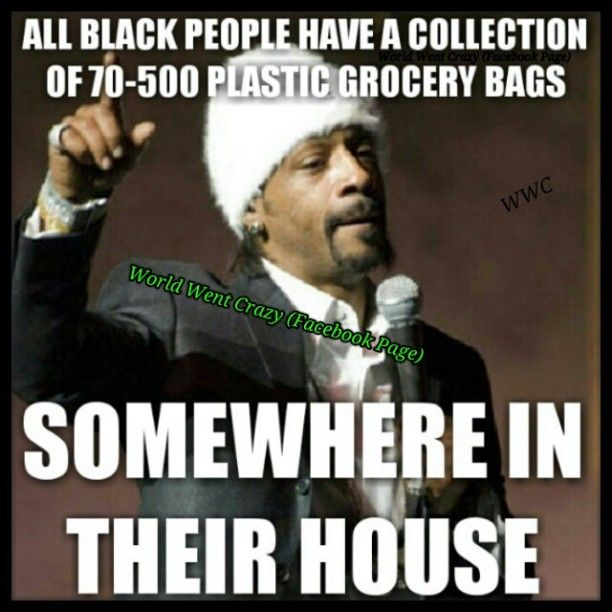 Black people only