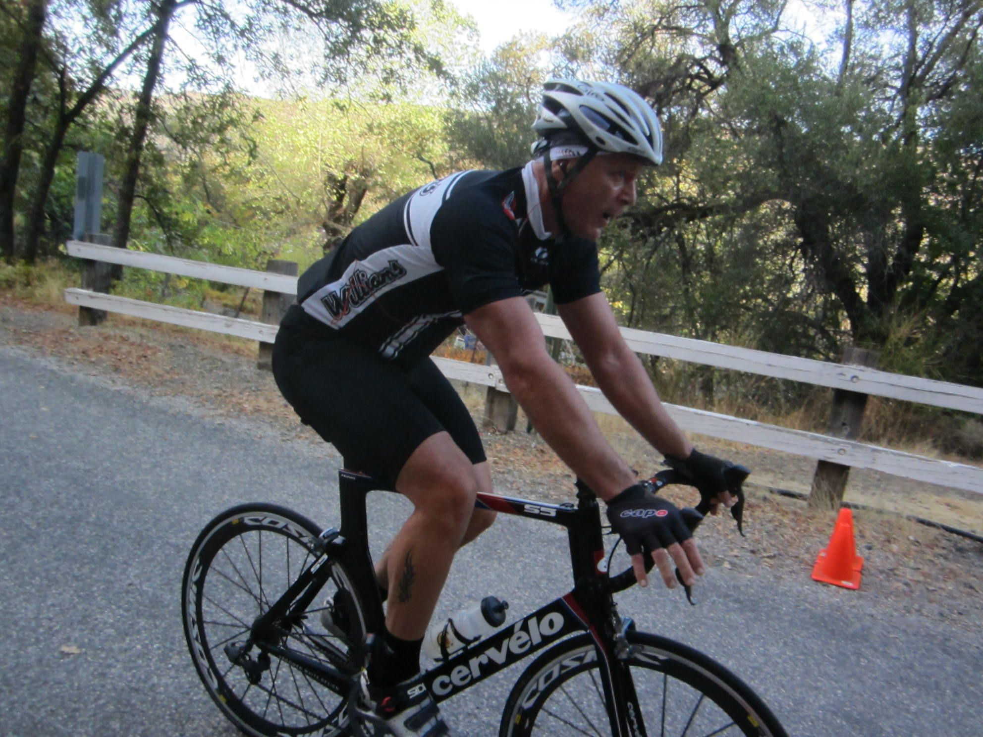 This Saturday is Event #11 in the 19-Event 2012 Chico Hill Climb Time Trial Series - The Hors Category Vilas Road Uphill Time Trial! Hope to see ya out there!  http://racechico.com/race/vilas-road-uphill-time-trial-2012-11-10
