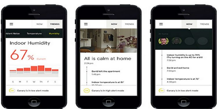 Canary update will add 3d touch for ios smart home