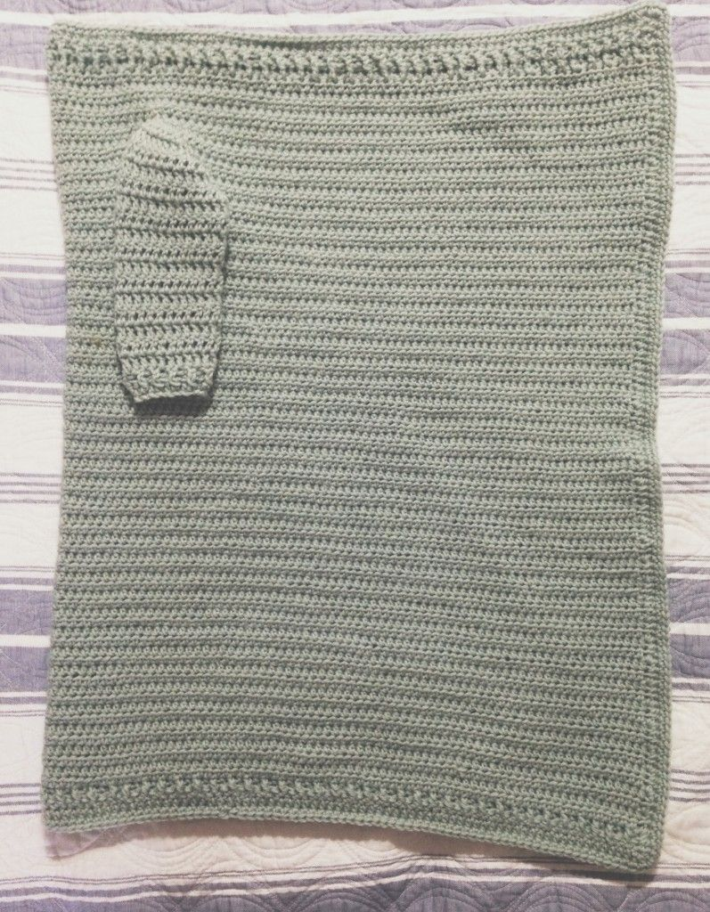 baby blanket, cardigan and wrap in one free pattern crochet ...