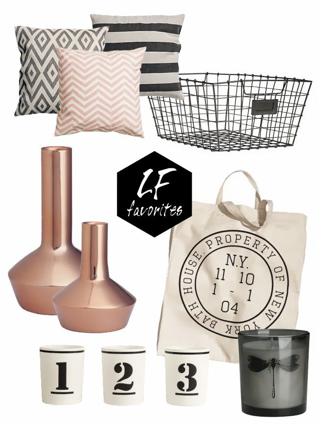 SHOPPING · HM HOME - Littlefew Blog HM Pinterest David