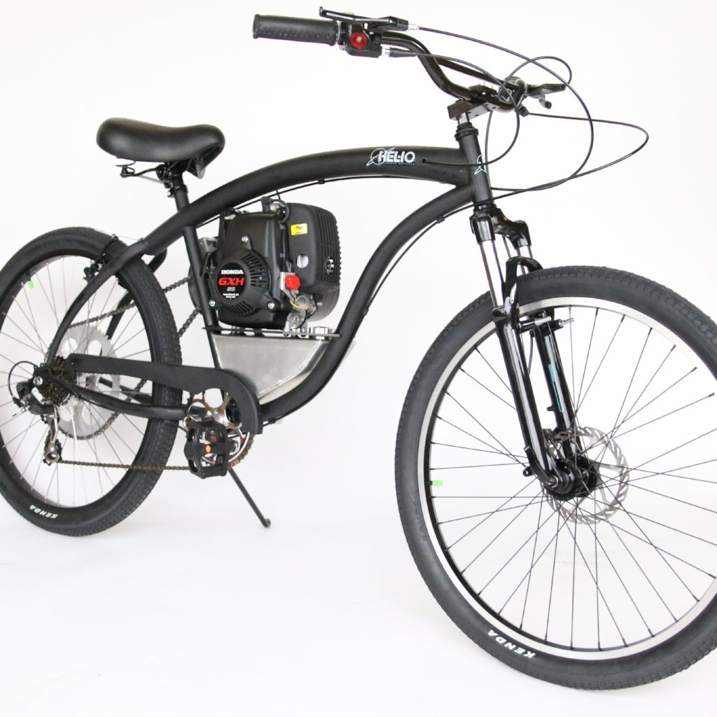 We Provide A Wide Variety Of Custom Made Motorized Bicycles Helio