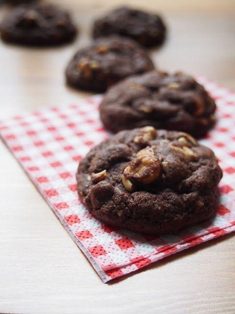 Dr. Sugar: Salted Caramel Chocolate Cookies - Suolaiset kinuski-suklaakeksit