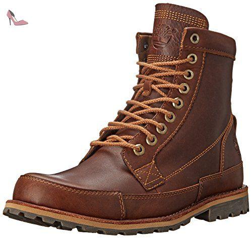 d032f8c420f35a Timberland Ek Original, Bottes Classiques homme, Marron (Brown), 45.5 EU -  Chaussures timberland (*Partner-Link)