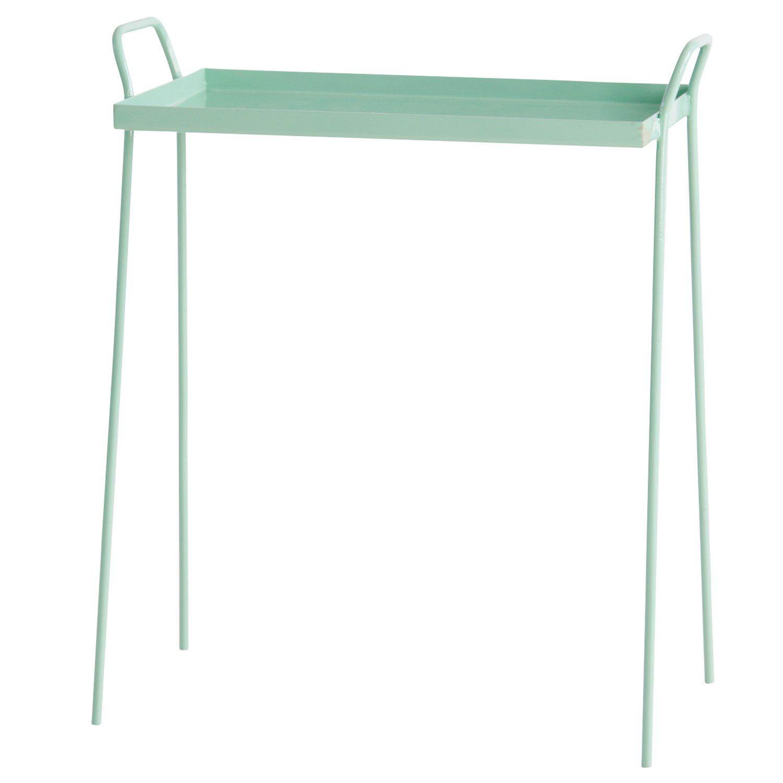 120 e. Bak sivupöytä, minttu – House Doctor – Osta kalusteita verkossa osoitteessa ROOM21.fi