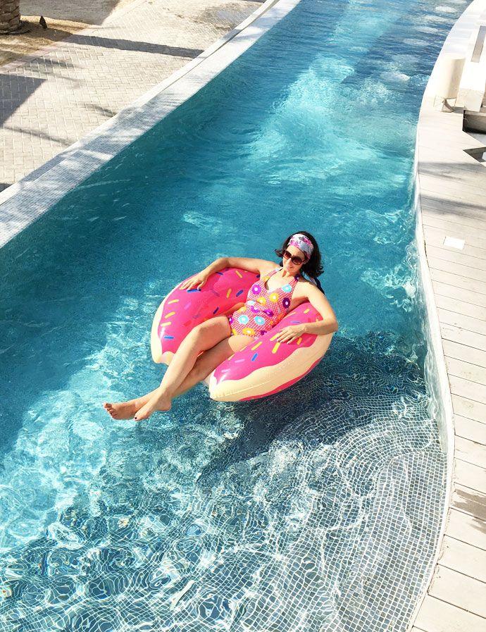 Eden Beach Club, Dubai - Where Mermaids go for some well earned R&R - My…