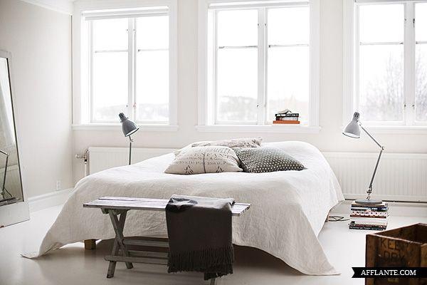 Carpenter S House In Dalaro Sweden Afflante Com Scandinavian Design Bedroom Home Decor Bedroom Interior
