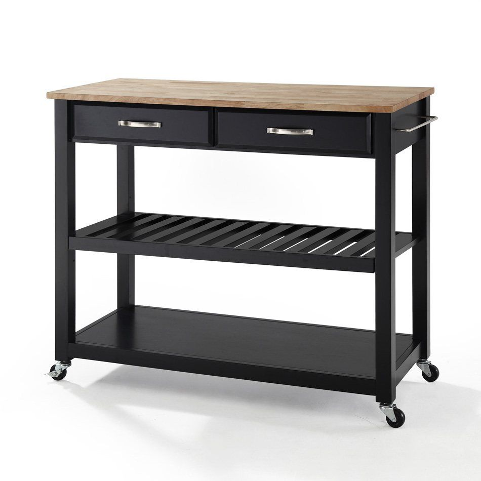 Crosley Furniture KF3005 Kitchen Island | ATG Stores | Living Room ...