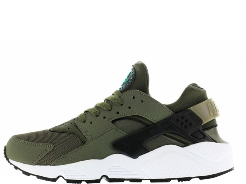 buy popular a6a1a 47997 Nike Air Huarache heren sneaker. Groen. Laag model.