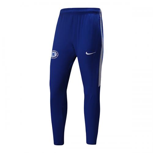 17-18 Chelsea Navy Training Trouser - www.jerseymate.com