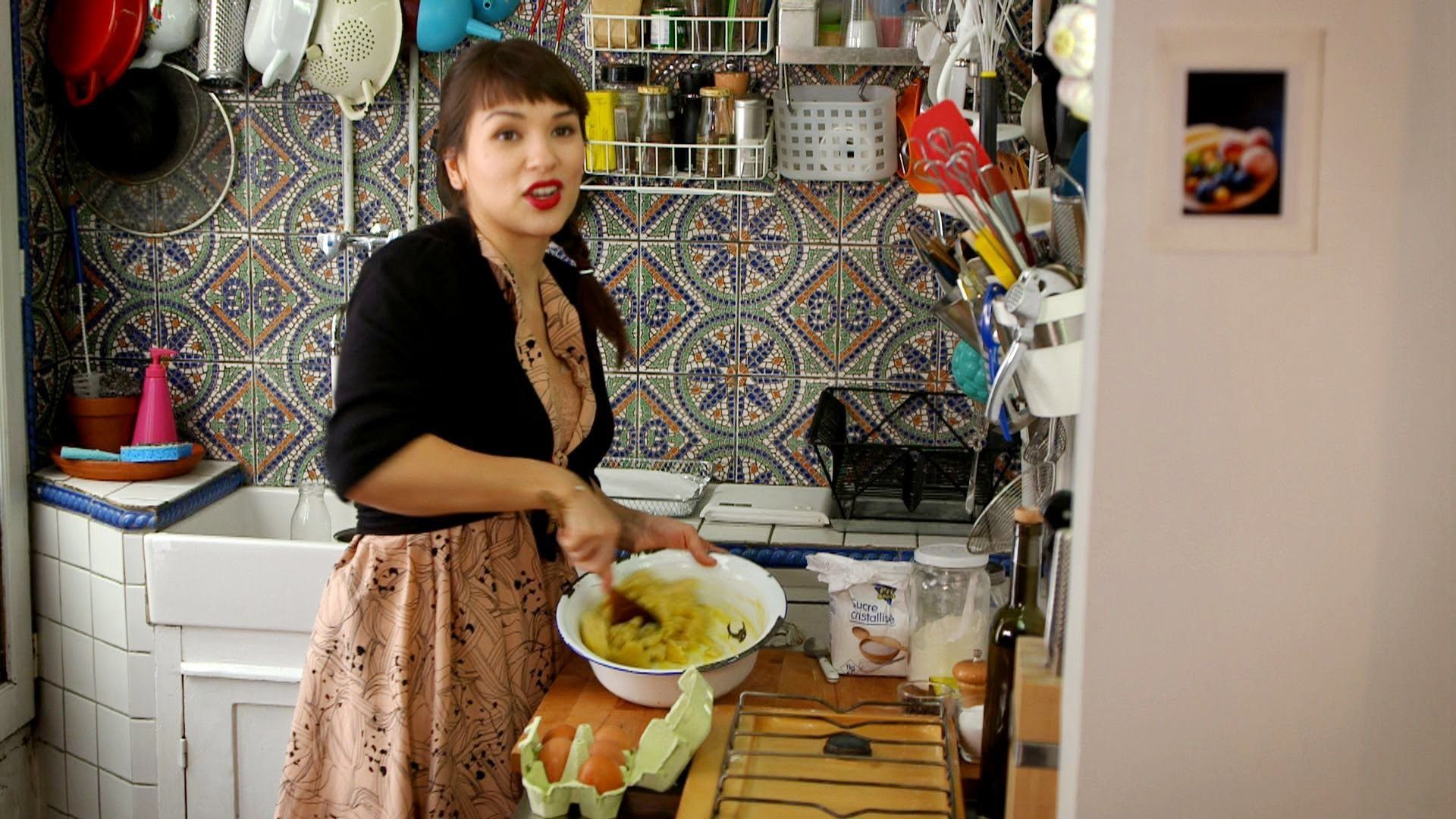 Chouquettes - Little Paris Kitchen - BBC Food | Dessert | Pinterest