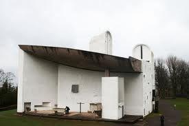 le corbusier ronchamp capilla - Buscar con Google