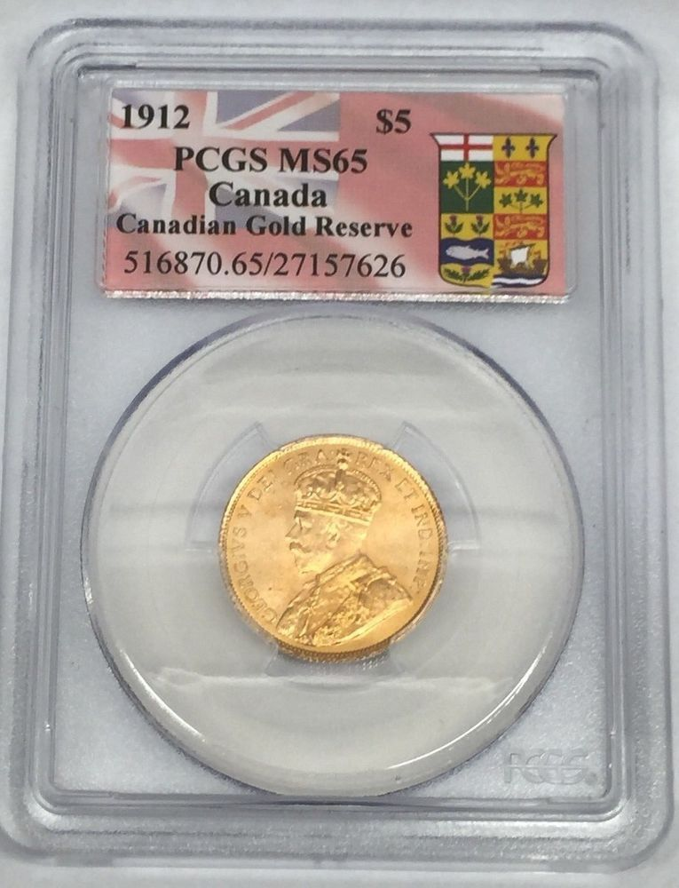 Details About 1913 Canada 10 Dollars Pcgs Ms63 Canadian Gold Reserve From Rcm Gold Reserve Canadian Coins Coins Worth Money
