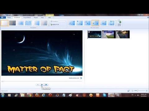 how to add cool looking text to windows live movie maker windows 7 rh pinterest com windows live movie maker manuel d'utilisation windows live movie maker pdf manuel