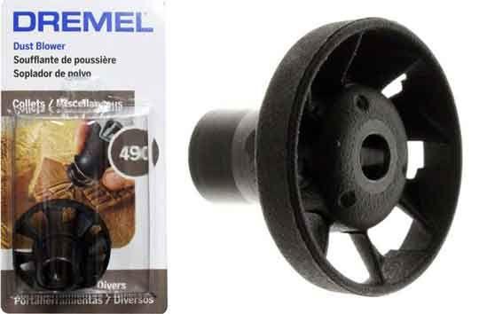 490 Dremel Dust Blower Dremel Attachments Dremel Rotary Tool
