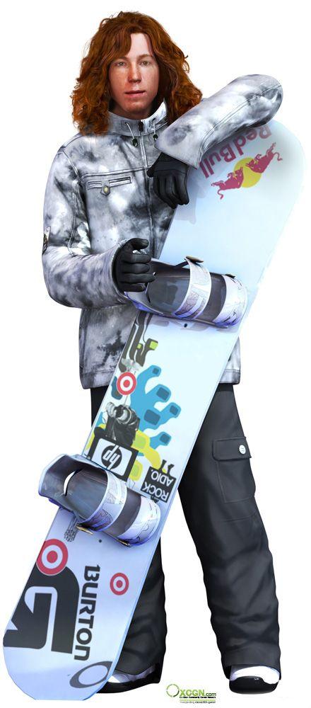 shaun white snowboarding обзор