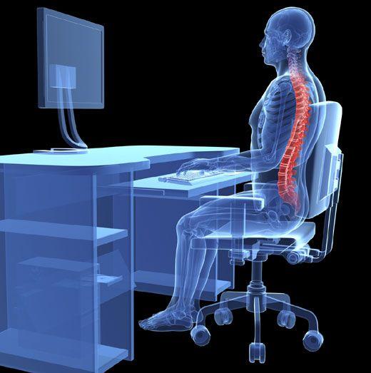 Cómo elegir la mejor #silla #oficina #ergonómica. haraiberia.com ...