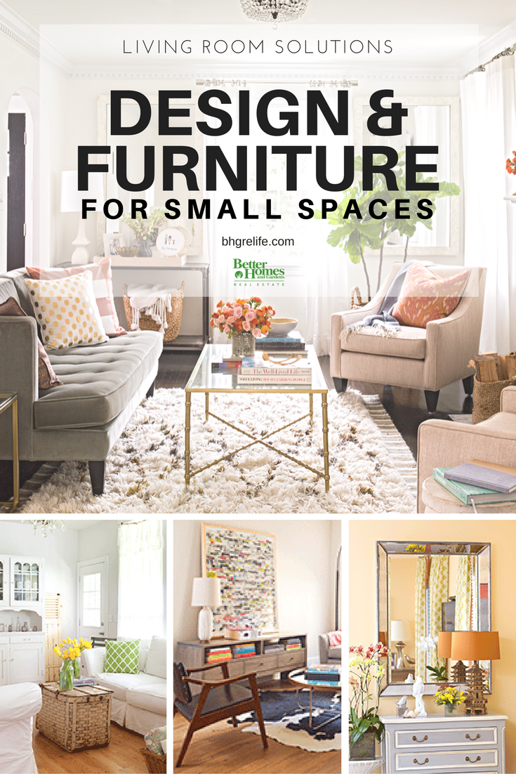 Savvy furniture choices, smart storage, and clever arrangements can ...