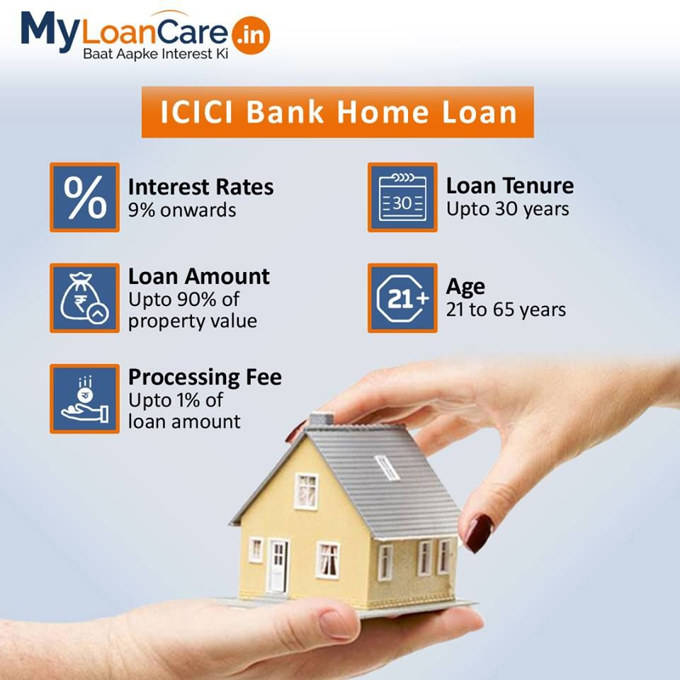 Icici Bank Has Revised Its Home Loan Rates Starting At 9 To Know More About Home Loan Click At Https Www Myloancare In H Loan Rates Home Loans Icici Bank