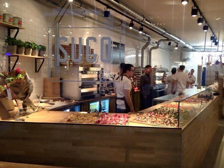 Pin su sugo for Arredamenti pizzerie al taglio