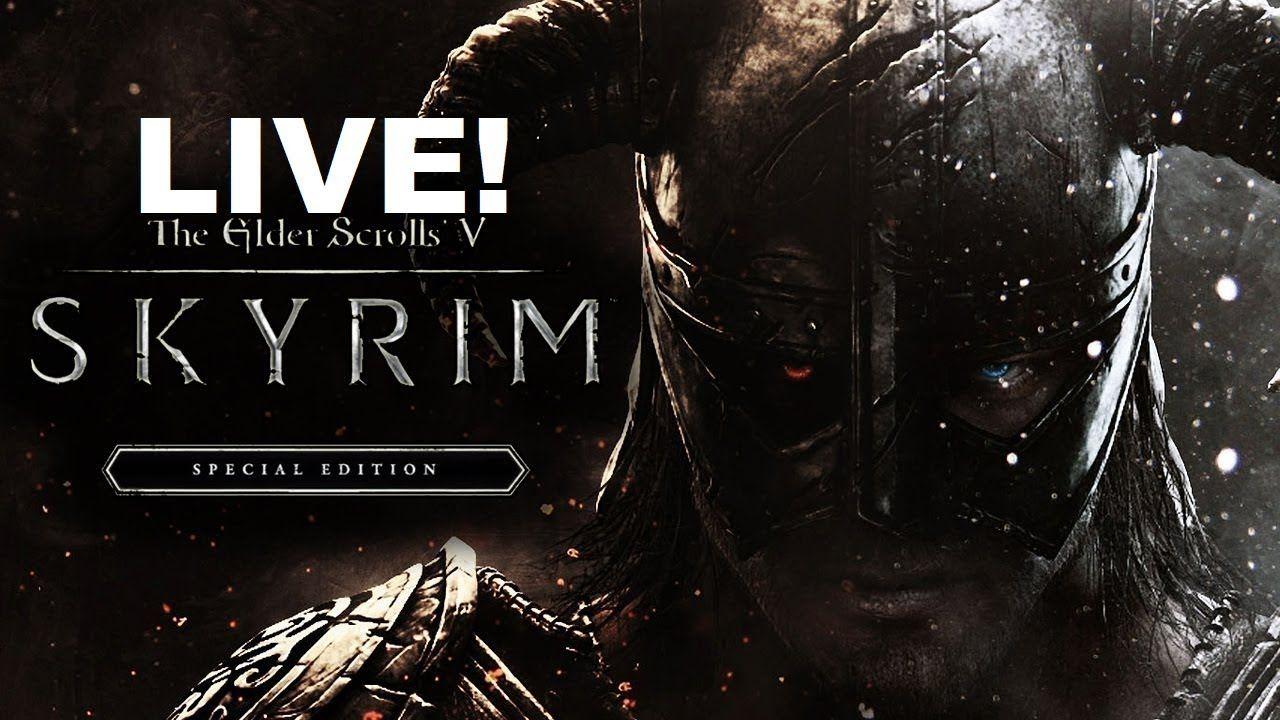 The Elder Scrolls V Skyrim Live Nomad Role Playing Challenge Skyrim Elder Scrolls V Skyrim Elder Scrolls