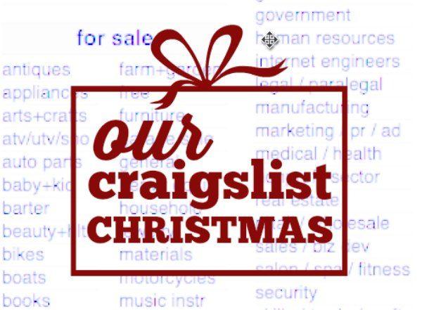 craigslist gifts