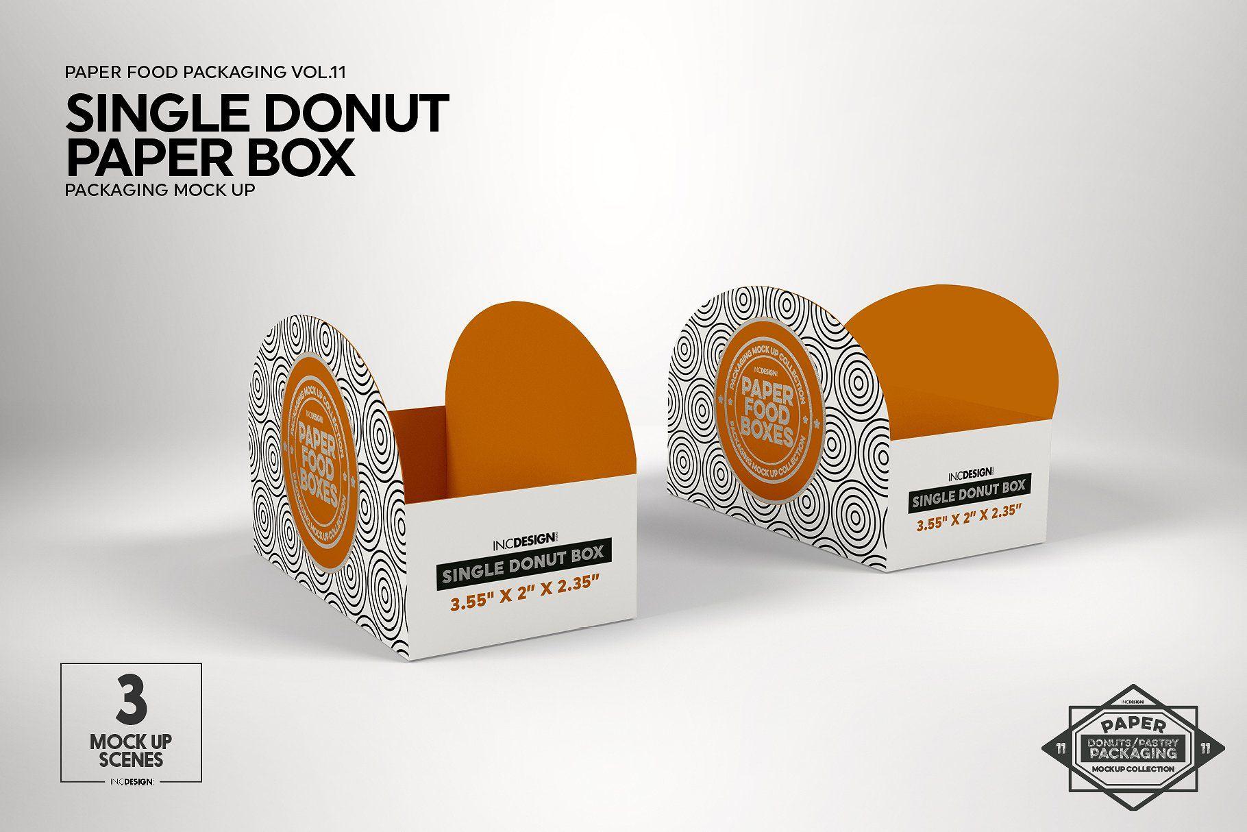 Download Vol 11 Food Box Packaging Mockups Food Box Packaging Packaging Mockup Recipe Box