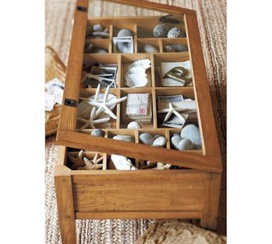Townsend Coffee Table From Pottery Barn I Bought This For