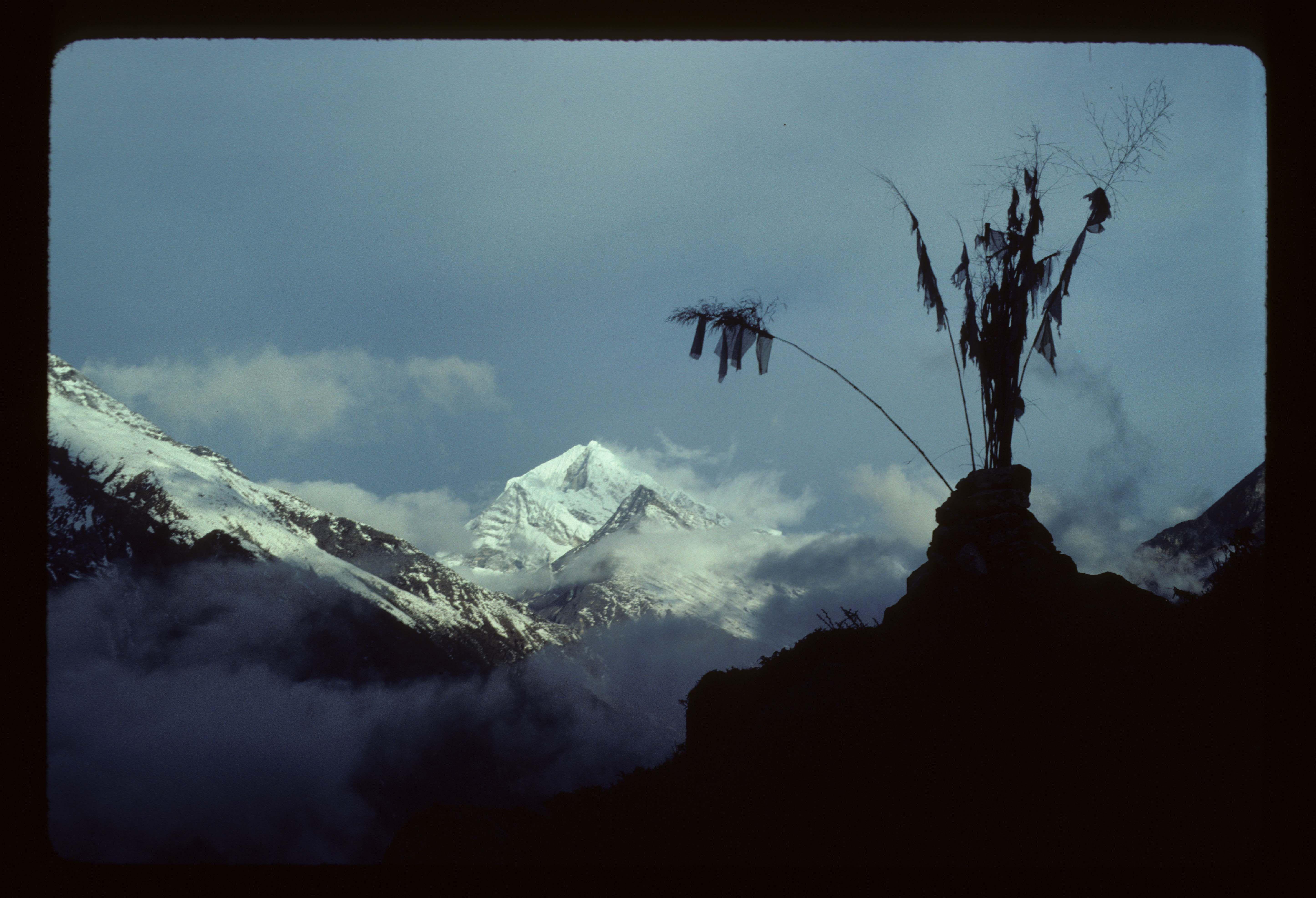 OI Trek9 - Prayer Flags | Langtang, Nepal, Trip