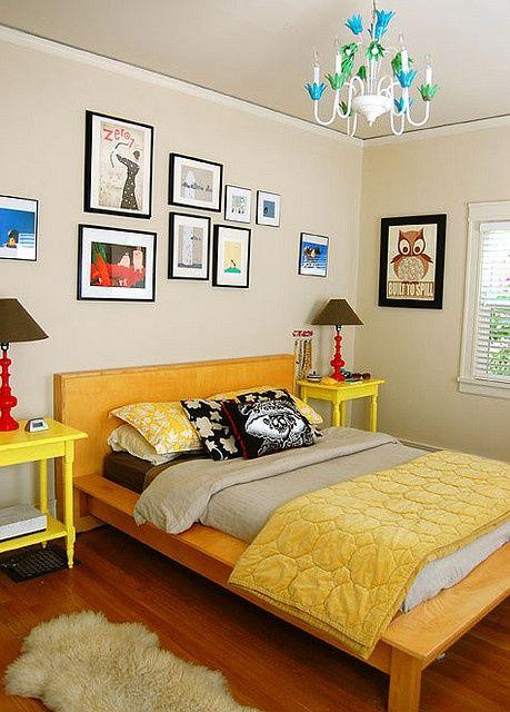 Feminine Schlafzimmer · #bedroom