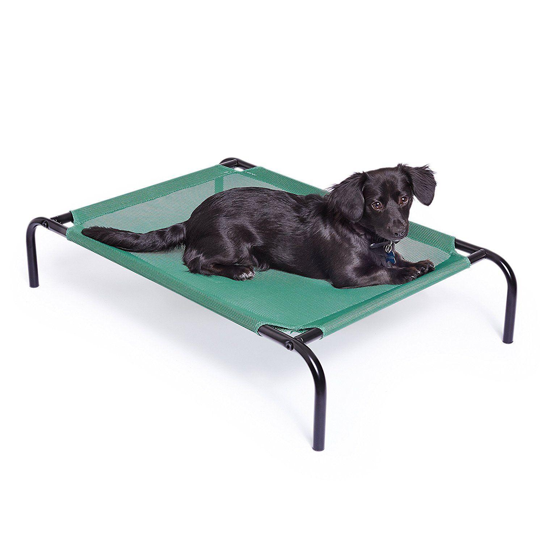 Pin by Shamim Rajabali on Pet Perfect Dog bed, Raised