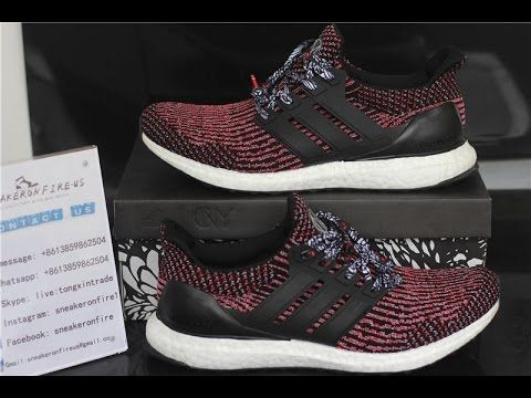 6881b3cadf3 Adidas Ultra Boost 3.0 Chinese New Year   CNY Quick Review