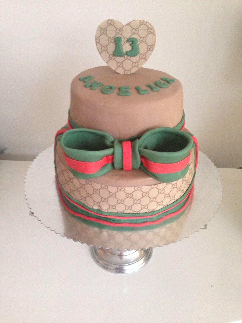 gucci taart Gucci taart | Mijn taarten | Pinterest gucci taart