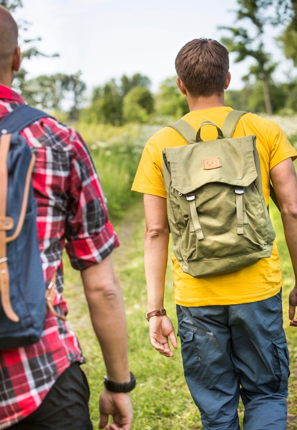 Fjllrven Foldsack No1 Backpack 620 In Fjallraven Kanken Laptop 15ampquot Forest Green