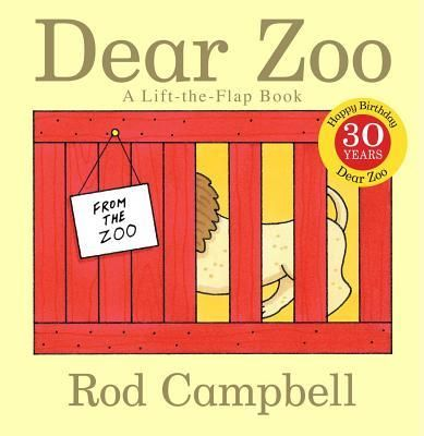 In This Delightful Tale About A Youngster Looking For The Perfect Pet Readers Can Lift The Flaps To See The Animals The Zoo Has Sent Ne Dear Zoo Book Zoo Book