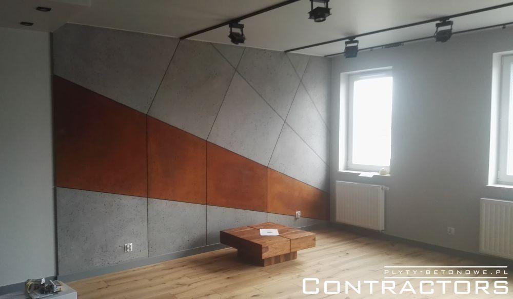 Beton Architektoniczny Corten Bathtub Contractors Bathroom