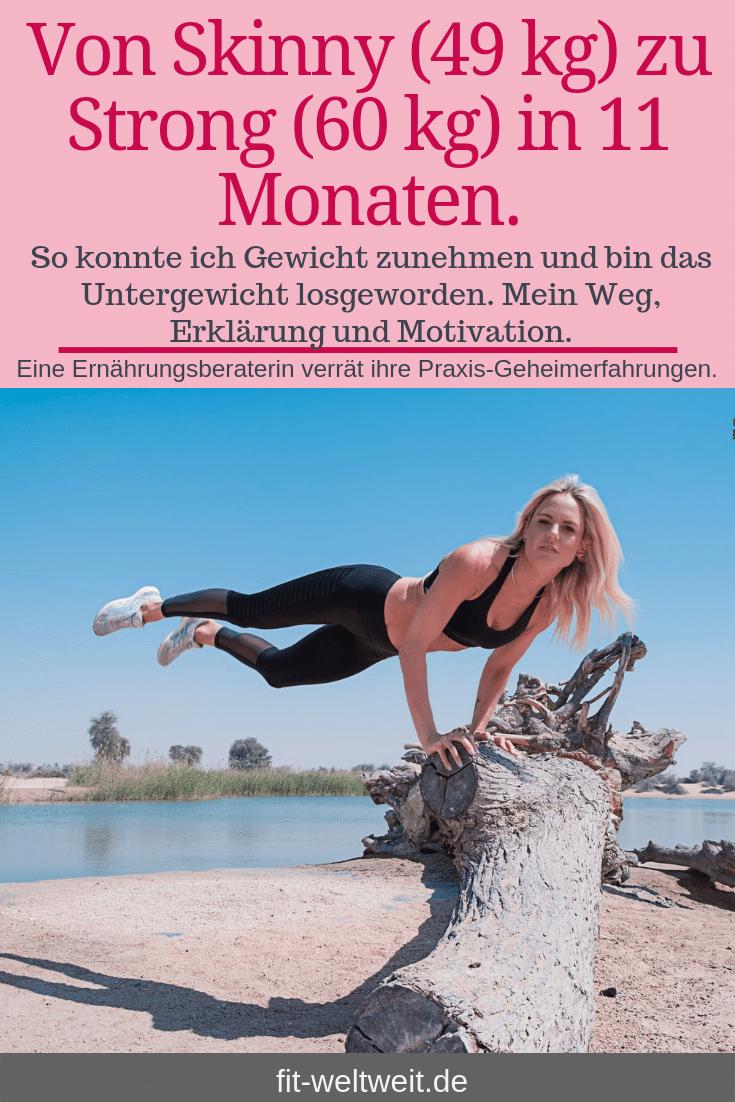 Untergewicht gesund zunehmen! Mein Weg: 10kg in 11 Monaten aufbauen #fitness #gesundheit #gesundheit...