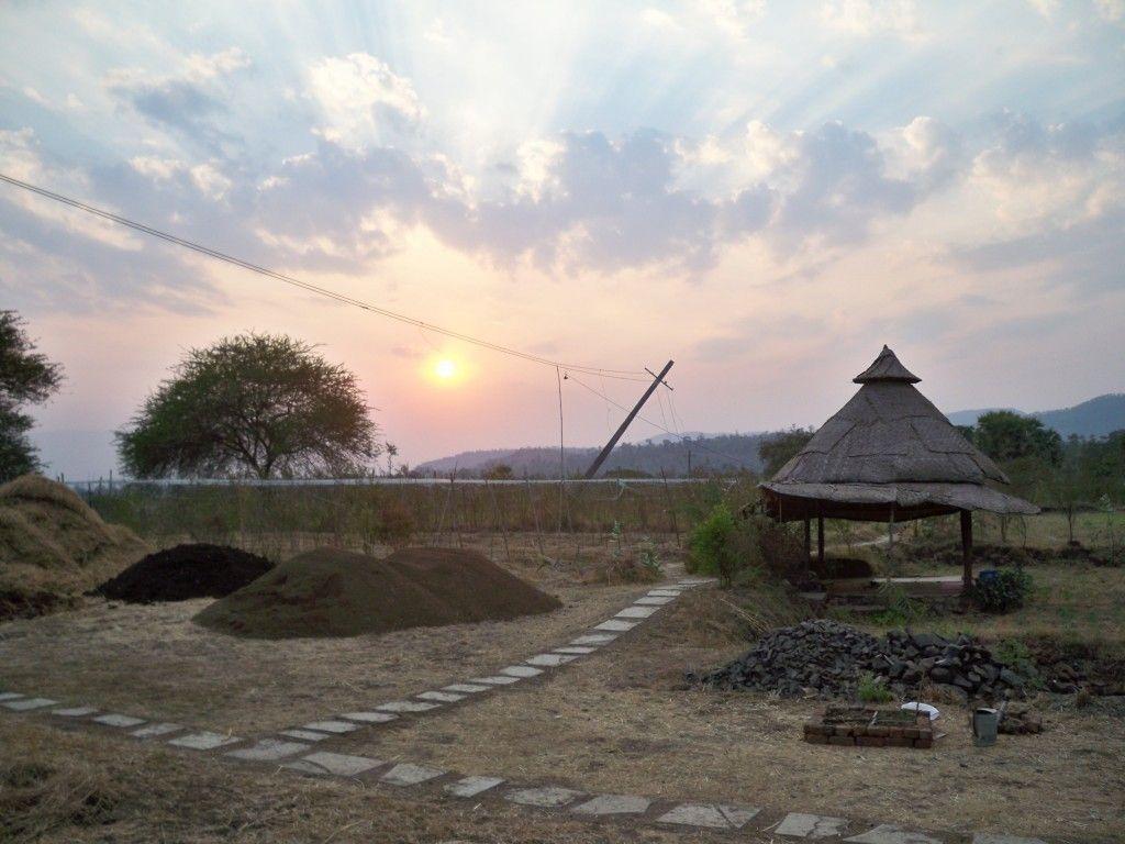 WWOOFing India Farm 2 Ganesh Puri, Thane District