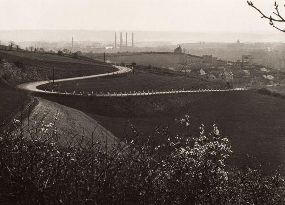 Countryside Near Prague, 1935