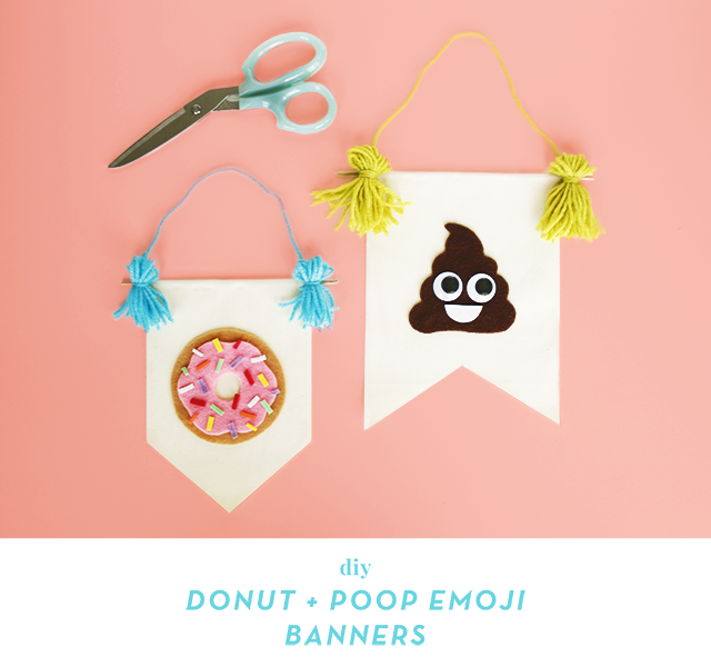 If there'retwo things I love it's the sugary sweetness of donuts and the sheer ridiculousness of the poop emoji. Of course, when I lea...