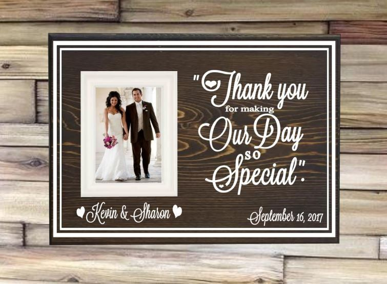 Wedding Planner Thank You Gift Wedding Thank You Gift Personalize Wedding Gift Perso Wedding Thank You Gifts Personalized Wedding Gifts Wedding Thank You