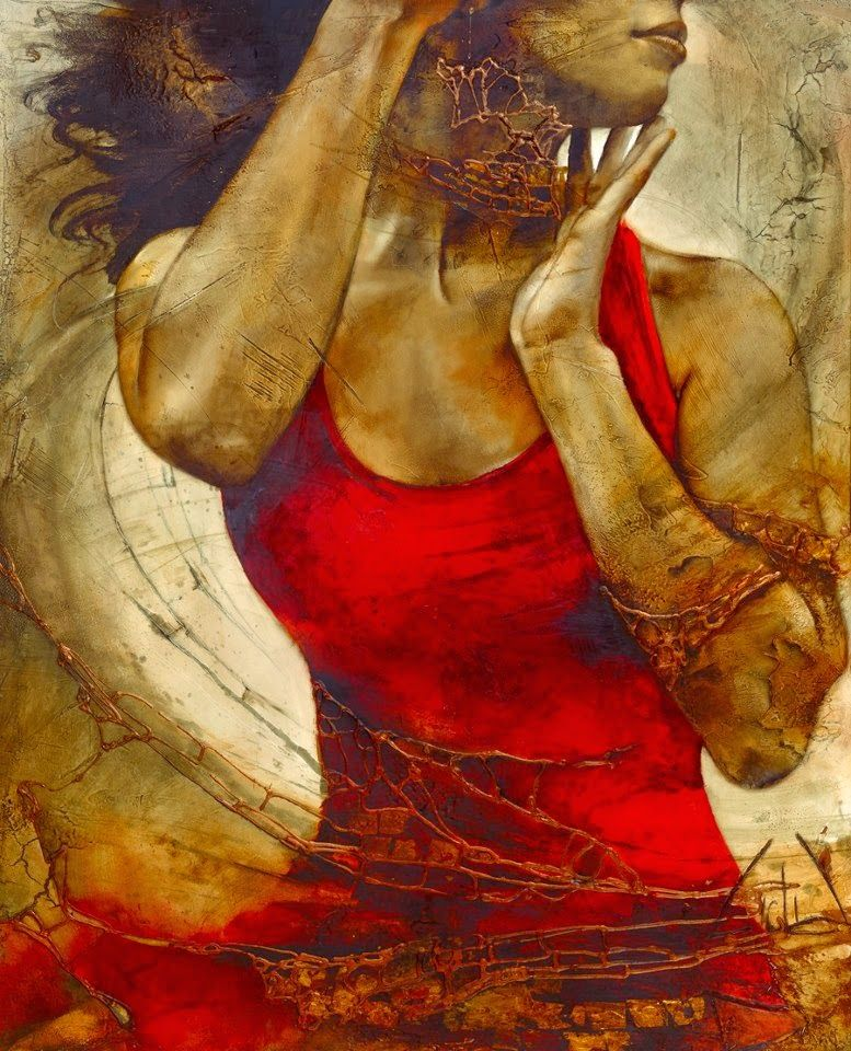 Lidia Wylangowska ~ Figurative painter