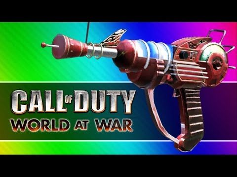 Zombie Library! (Call of Duty WaW Zombies Custom Maps, Mods, & Funny ...