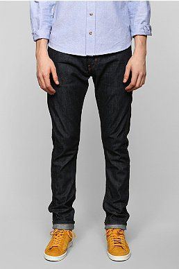 Lee Type Z KC Wet Skinny Jean