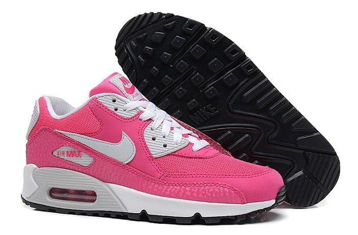 4bc65d6dd1 Womens Nike Air Max 90 Pink Shoes Valentines Day White Special, $79.36 |  www.nikeoutletshop.com