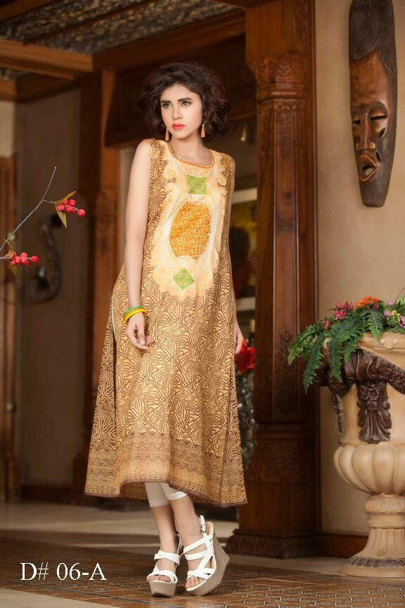 b6a03722aef Pakistani Designer Dresses - Lowest Prices - Beautiful Embroidered Dress by  Batik Lawn - Casuals - Latest Pakistani Fashion