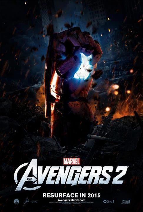 "2015: ""Avengers 2"" - get ready!"