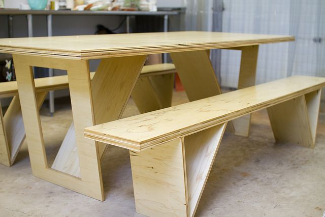 Table_01 by Quinn Popcorn, via Flickr